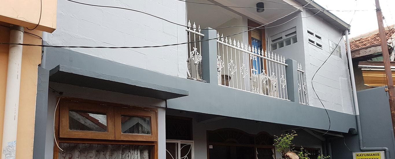 Kayumanis Homestay Syariah In Jakarta Indonesia